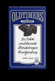 Hindelooper Ruitjes - Oldtimers, blau