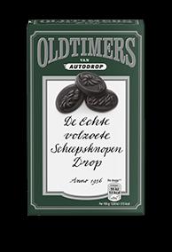 Oldtimers, grün - Scheepsknopen