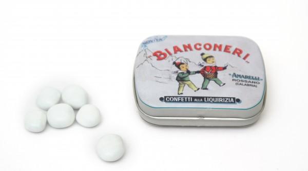 Confettini 'Bianconeri' - 20g - Amarelli-ANGEBOT