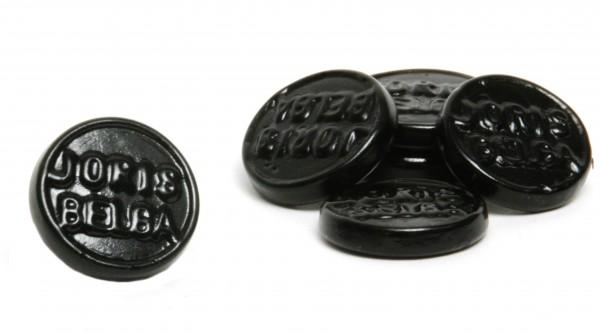 Harte Lakritzmünzen